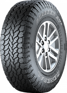 Шина General Tire Grabber AT3 FR 205/70 R15 96T